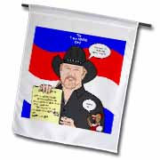The Trace Adkins Diets Flag