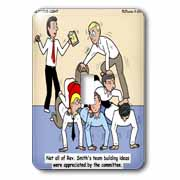 Pastor Team Building Ideas Light Switch Cover