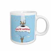 Chute Happens Mug