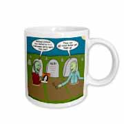 Halloween - Zombies are Invited to Michael Jacksons Party Mug