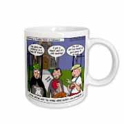 Halloween - Zombie Trick or Treat Mug