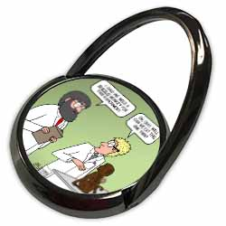 Rhesus or Reeses Monkey - laboratory dilemmas Phone Ring