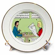 Daly - The Times They Are A Changin Plate