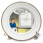 Pastor Telestrator Plate