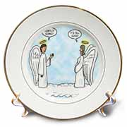 Heavenly Angels Question and Answer - Its All Good Plate