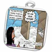 Arius - You Just Had to Ask Potholder