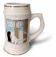 Arius - You Just Had to Ask Stein Mug