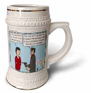 Tillich - To Be or Not To Be Stein Mug