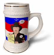 The Trace Adkins Diets Stein Mug