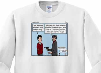 Tillich - To Be or Not To Be Sweatshirt