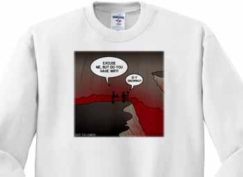 Wifi in Hell Sweatshirt