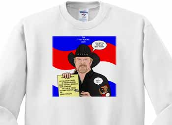 The Trace Adkins Diets Sweatshirt
