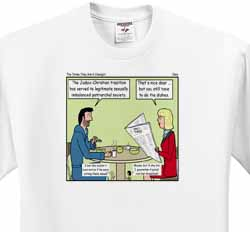 Daly - The Times They Are A Changin T-Shirt