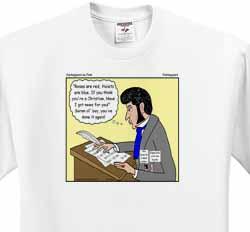 Keirkegaard - As Poet T-Shirt