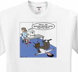 Eye Doctor - Glaucoma Test T-Shirt