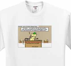 Butter Business Bureau T-Shirt