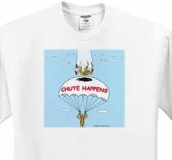 Chute Happens T-Shirt
