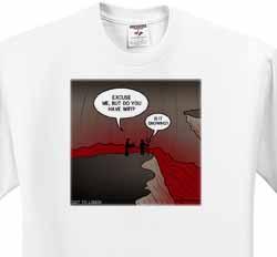 Wifi in Hell T-Shirt