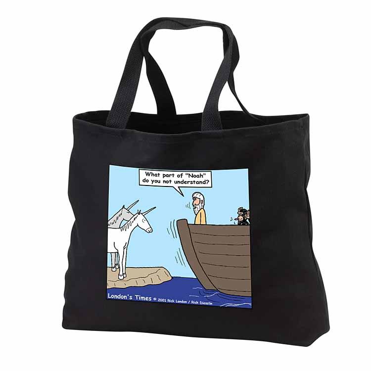 Sorry  No Unicorns  Tote Bag
