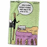 Broom Funerals  Towel