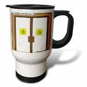 How to Close a 24-7 Minimart Travel Mug
