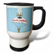 Chute Happens Travel Mug