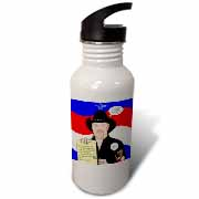 The Trace Adkins Diets Water Bottle