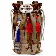 Air Conditioner Repair in Hell Wine Bag