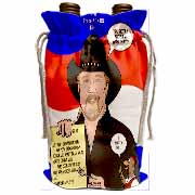 The Trace Adkins Diets Wine Bag