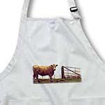 click on Steer in a Pasture Faux Vintage to enlarge!