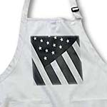 click on Cloth American Flag Black n White to enlarge!
