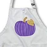 click on Purple Pumpkin with Gold Leaf to enlarge!