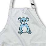 click on Cute Blue Teddy Bear to enlarge!