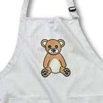 click on Cute Brown Teddy Bear to enlarge!