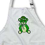 click on St. Patricks Day Cute Green Irish Teddy Bear to enlarge!