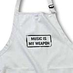 click on Music is My Weapon to enlarge!
