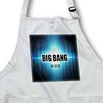 click on Big Bang graphic design depicting the Big Bang as original explosion of the universe to enlarge!