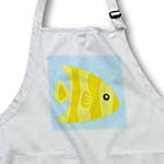 click on Cute Yellow Stripe Tropical Fish to enlarge!