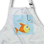 click on Gone Fishing Cute Fish and Hook to enlarge!