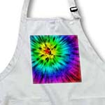 click on Tie Dye 4 starburst tie dye design displays a spectrum of different colors to enlarge!
