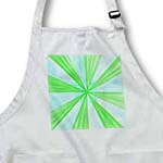 click on Geometric Spokes in Green and Aqua to enlarge!
