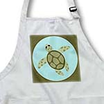 click on Cute Sea Turtle Green and Blue to enlarge!