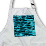 click on Blue and Black Zebra Print 2 to enlarge!