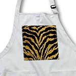 click on RAB Rockabilly Metallic Gold and Black Zebra Print to enlarge!
