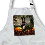 click on Autumn Fairy Witch front view to enlarge!