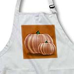 click on Graphic Design of Pumpkins on Vintage fall colored background to enlarge!