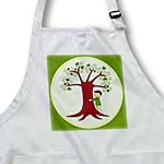 click on Cute Tree Hugger Design Brown and Green to enlarge!
