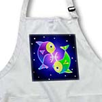 click on Cute Astrology Pisces Zodiac Sign Fish to enlarge!