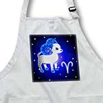 click on Cute Astrology Aries Zodiac Sign Ram to enlarge!