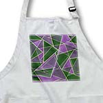 click on Green Purple Retro Geometric to enlarge!